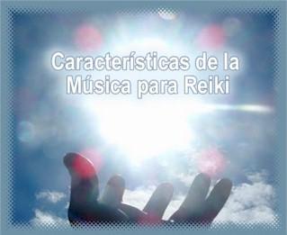 Caracteristicas de la musica reiki